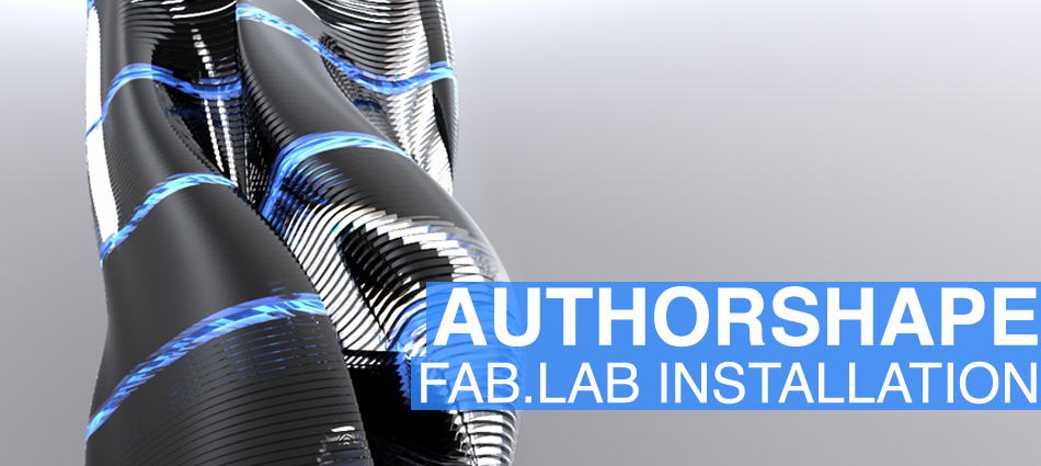 Fab Lab – Authorshape