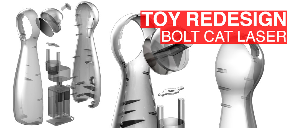 Manufacturing Technology - Toy Redesign
