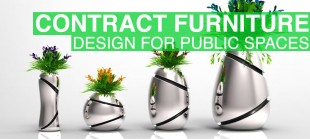 Contract Furniture - Design for Public Spaces