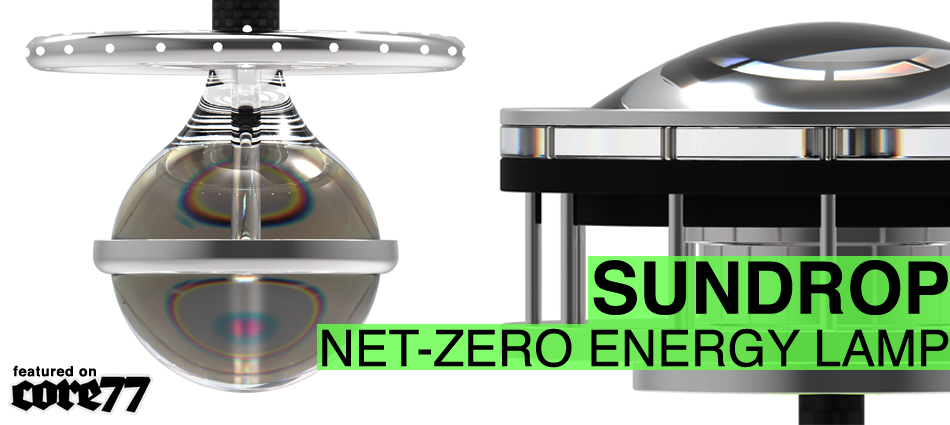 Sundrop - Net-Zero Energy Lamp